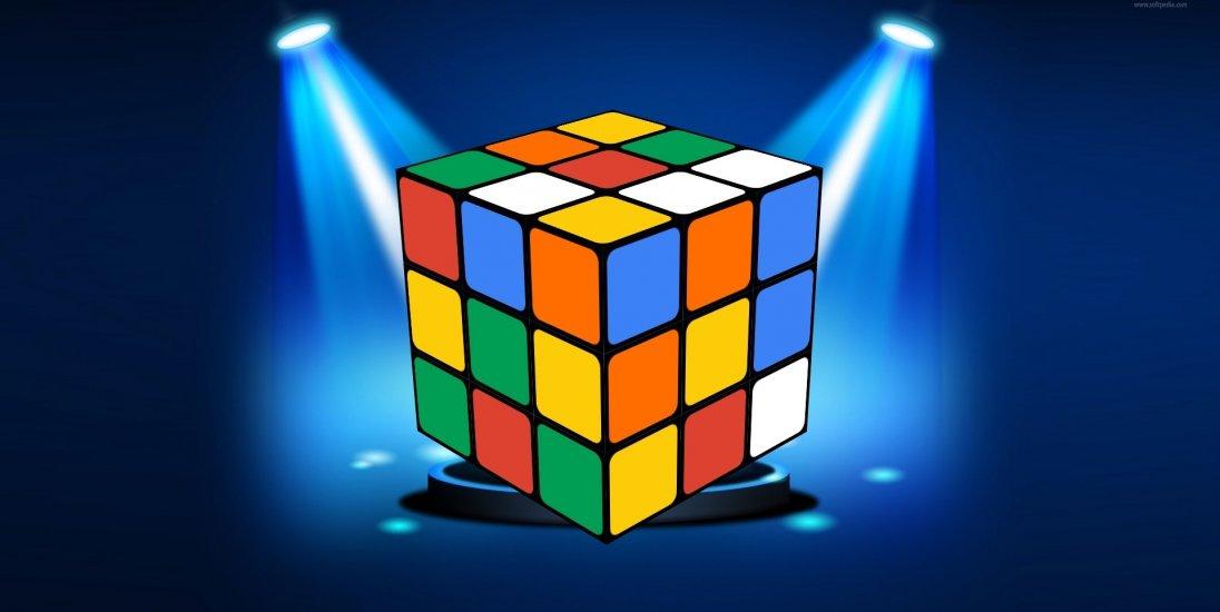 картинки на телефон кубик рубик